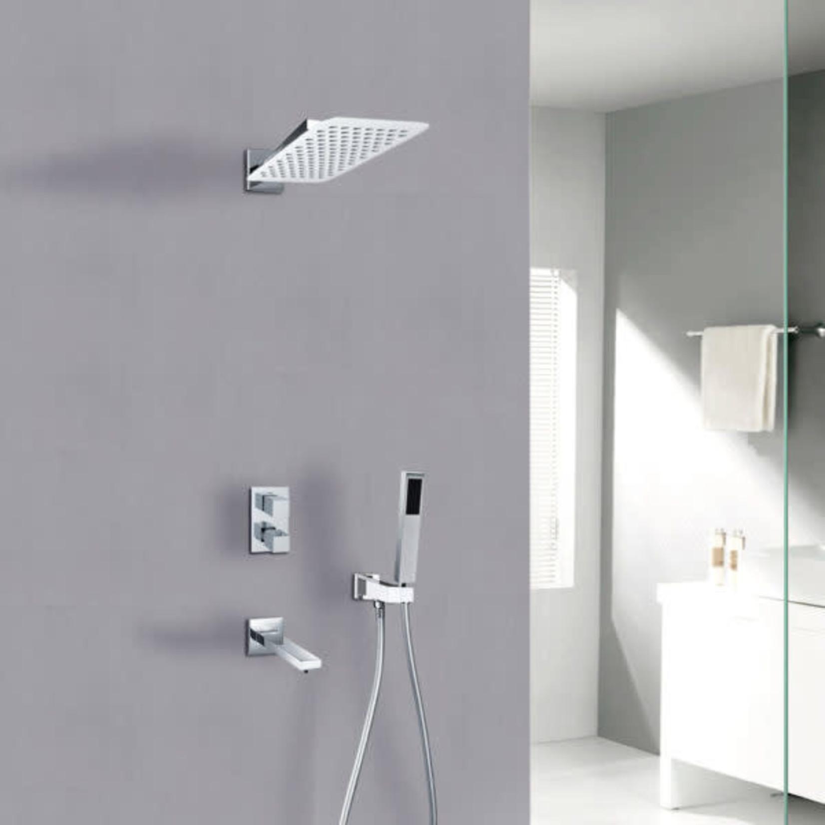 Jade Chrome Hudson Jade Shower Faucet