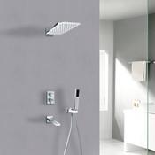 Jade Hudson Jade Chrome Shower Faucet