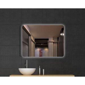 Miroir LED Luho anti-buée