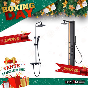 Boxing Day shower column of your choice