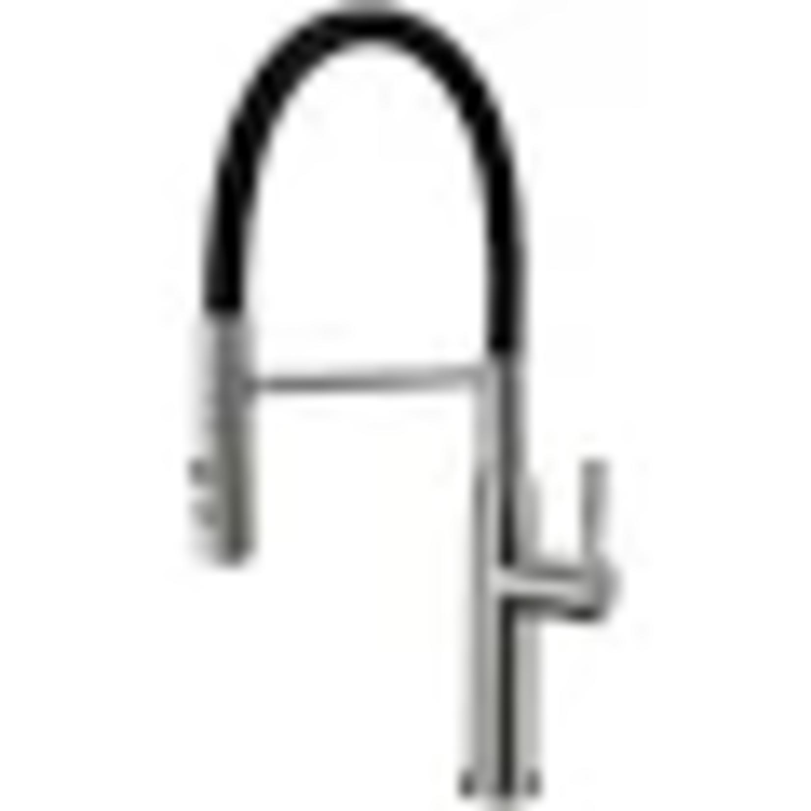 Kitchen Faucet NRD-981002-CM Chrome / Black
