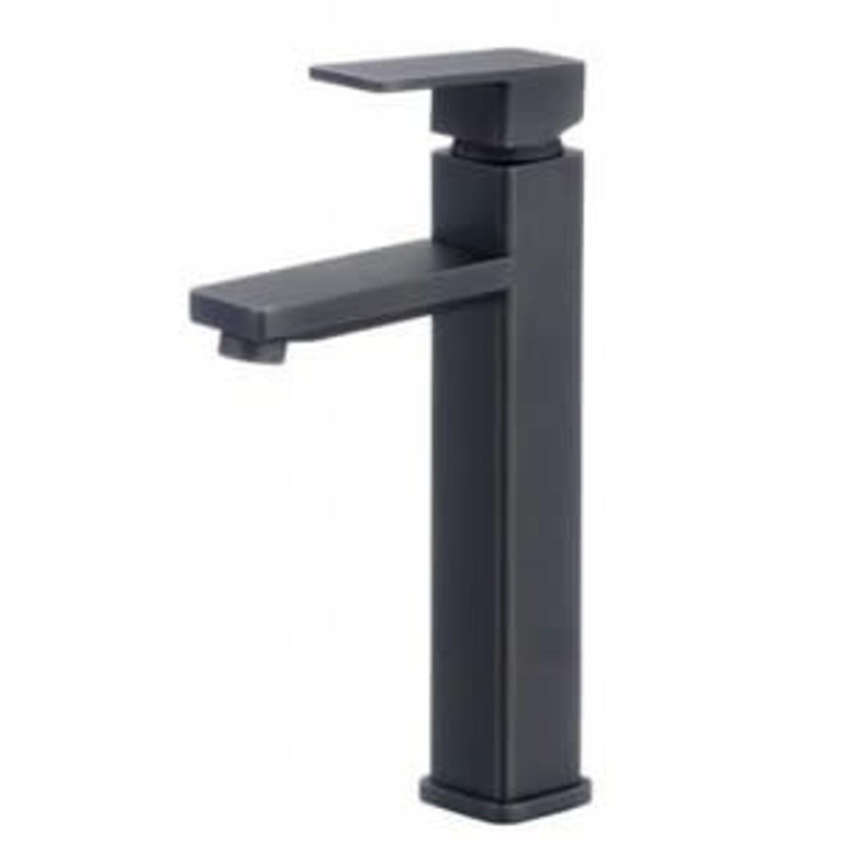 Robinet pour vasque noir mat NRD-B23102-31-MB Nortrends