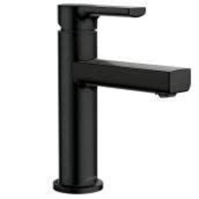 Matte black sink faucet B-017-1 BM