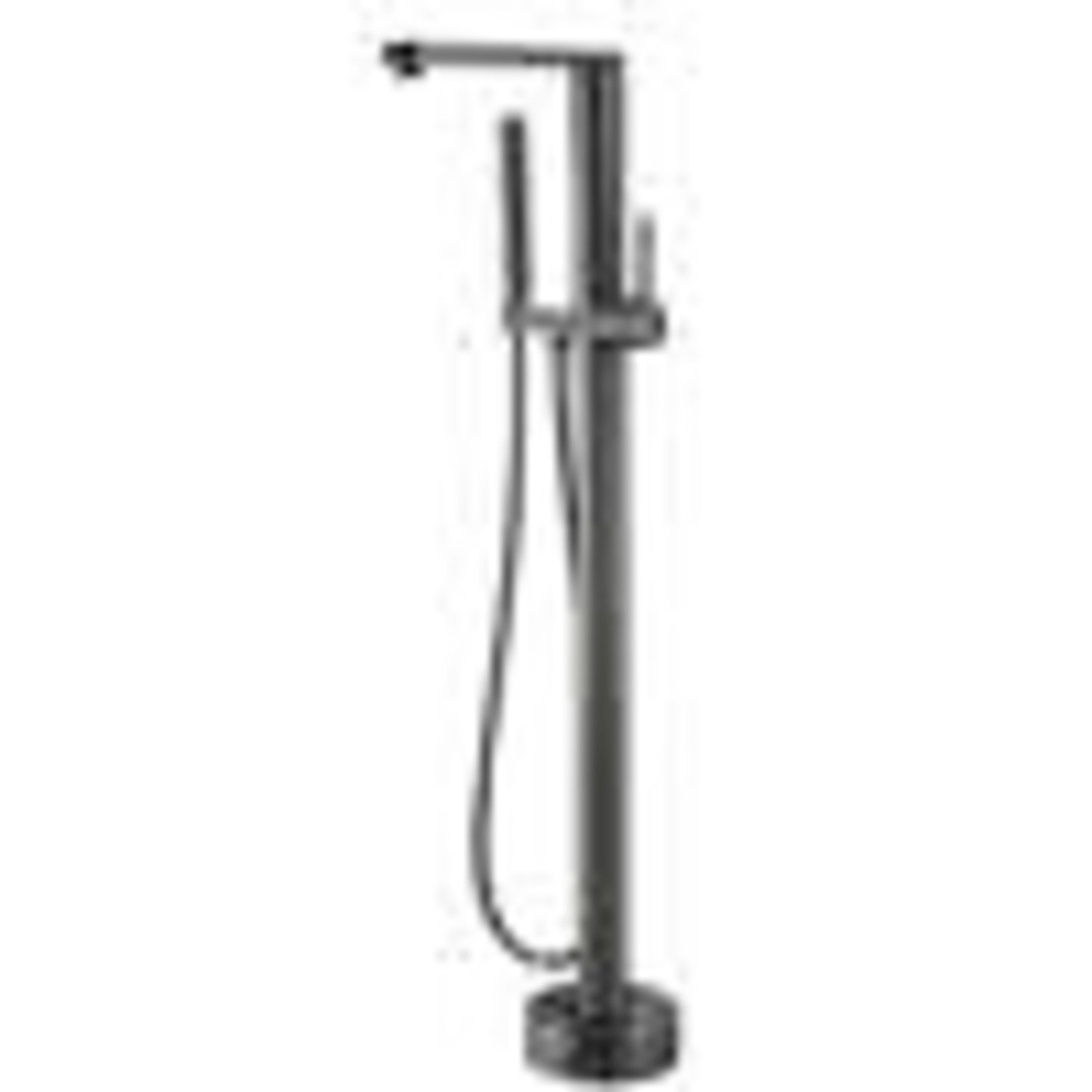 Freestanding metal gun tub faucet NDR-SF500-12-37-MG