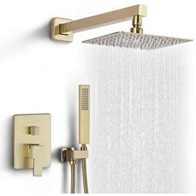 Shower tap NRD -25-4701BG gold
