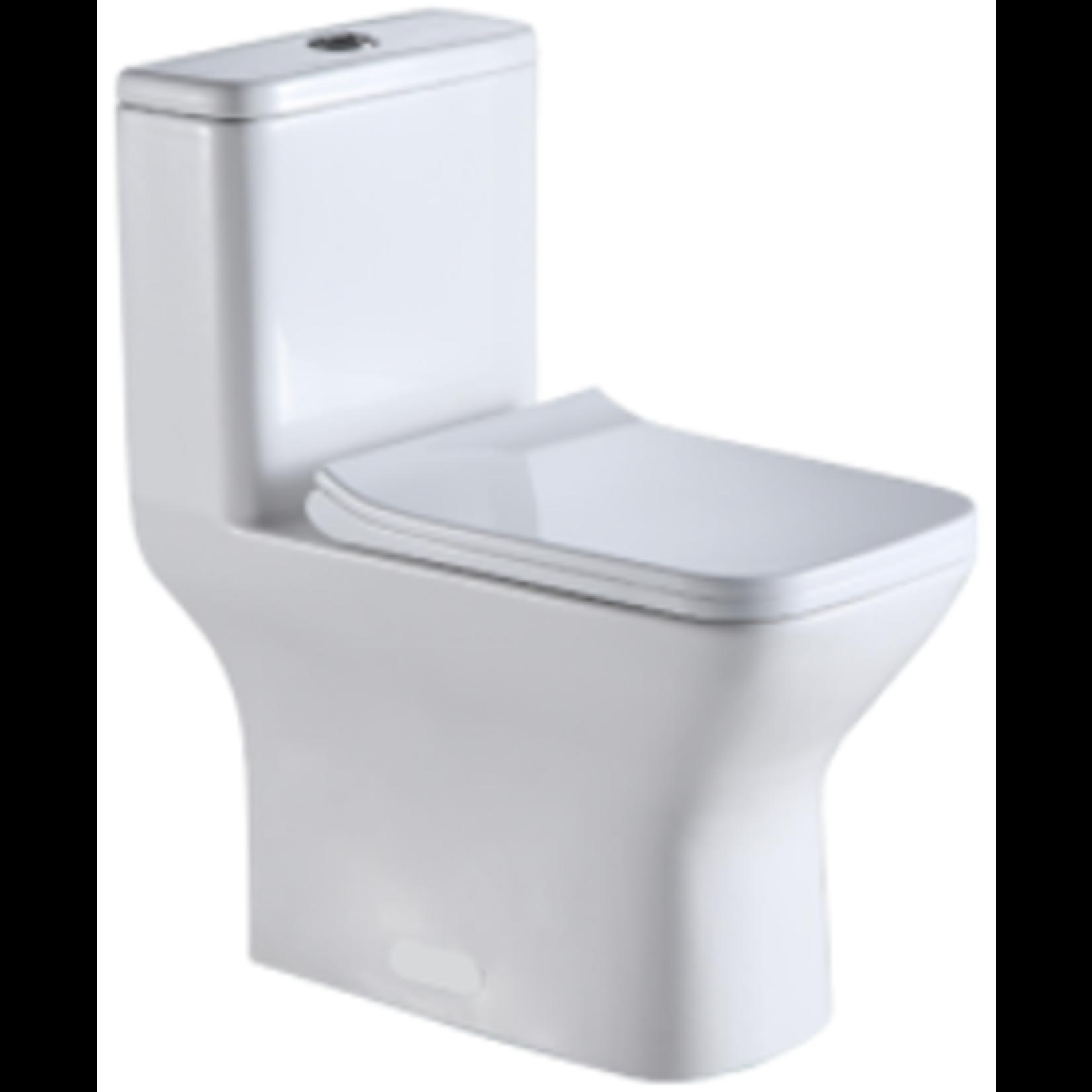 Luhö Toilette monopiece Luho NTD-12248A