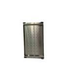 Plateau d'accessoires pour évier de cuisine en acier inoxydable