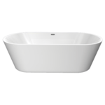 nautika Final Sale - Jasmine 62 '' Freestanding Bathtub