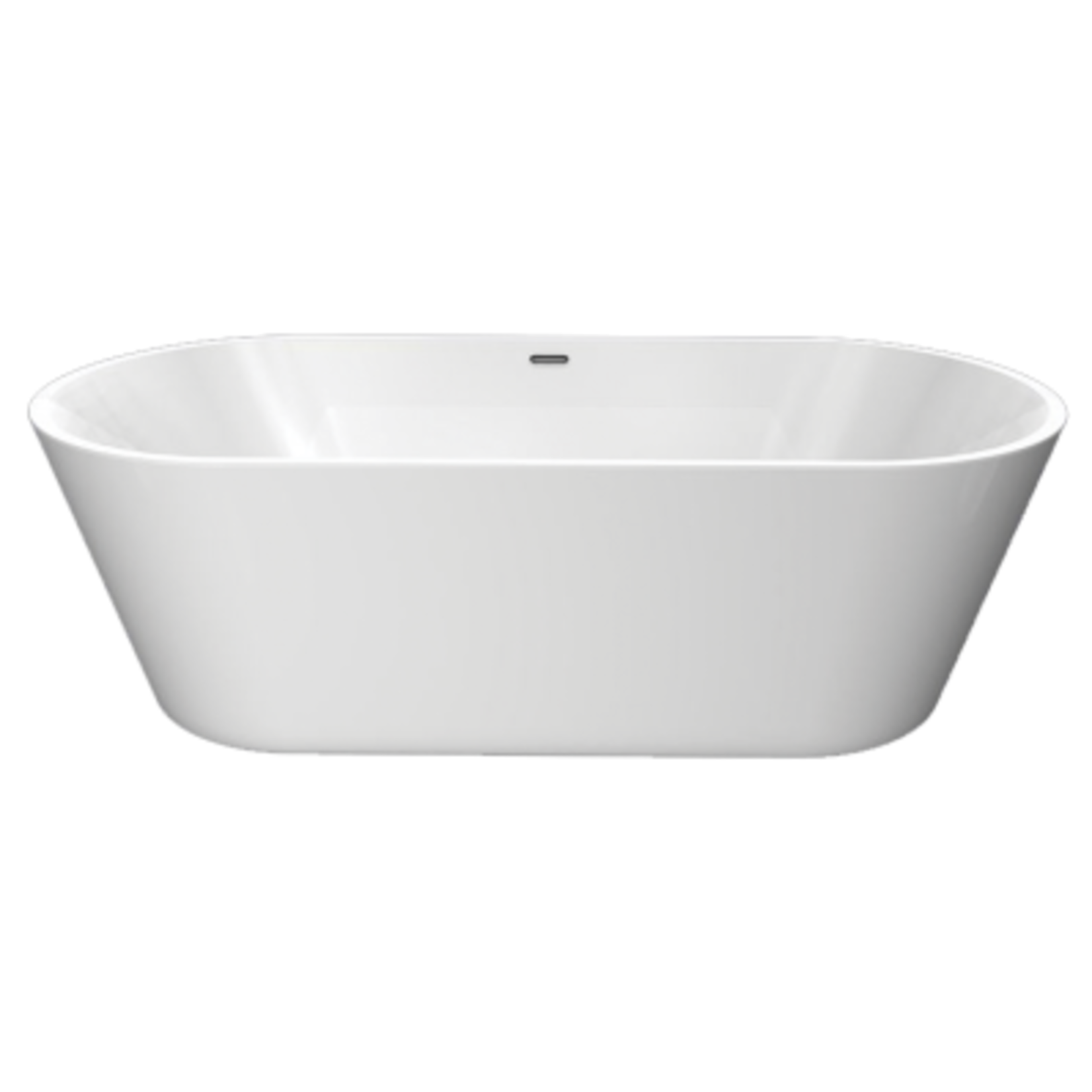 nautika Final Sale - Jasmine 62 '' Freestanding Bathtub