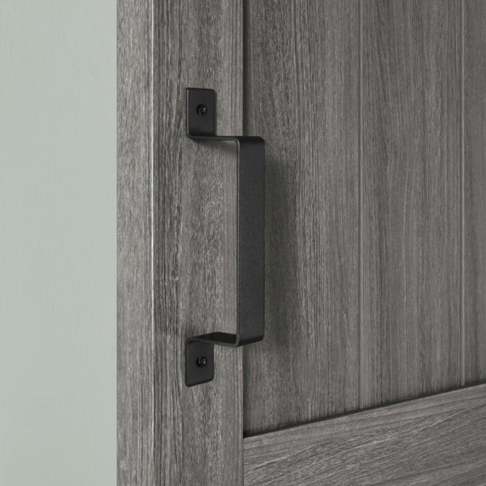 Barn Door Ove Homestead 106JS 36x84 Carbon Gray