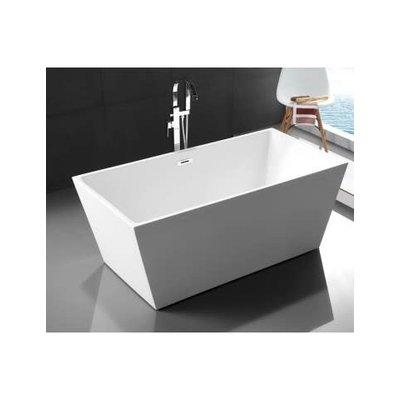Promo coup de Coeur freestanding bathtub duo and pedestal bath faucet
