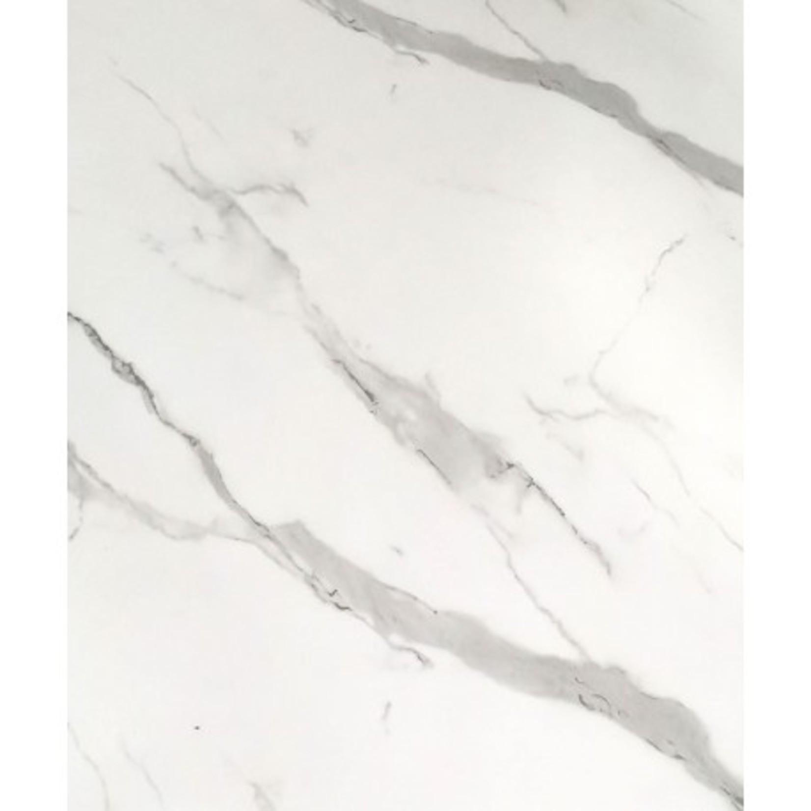 Calacatta PVC shower wall 39.5 x 94.5 10mm