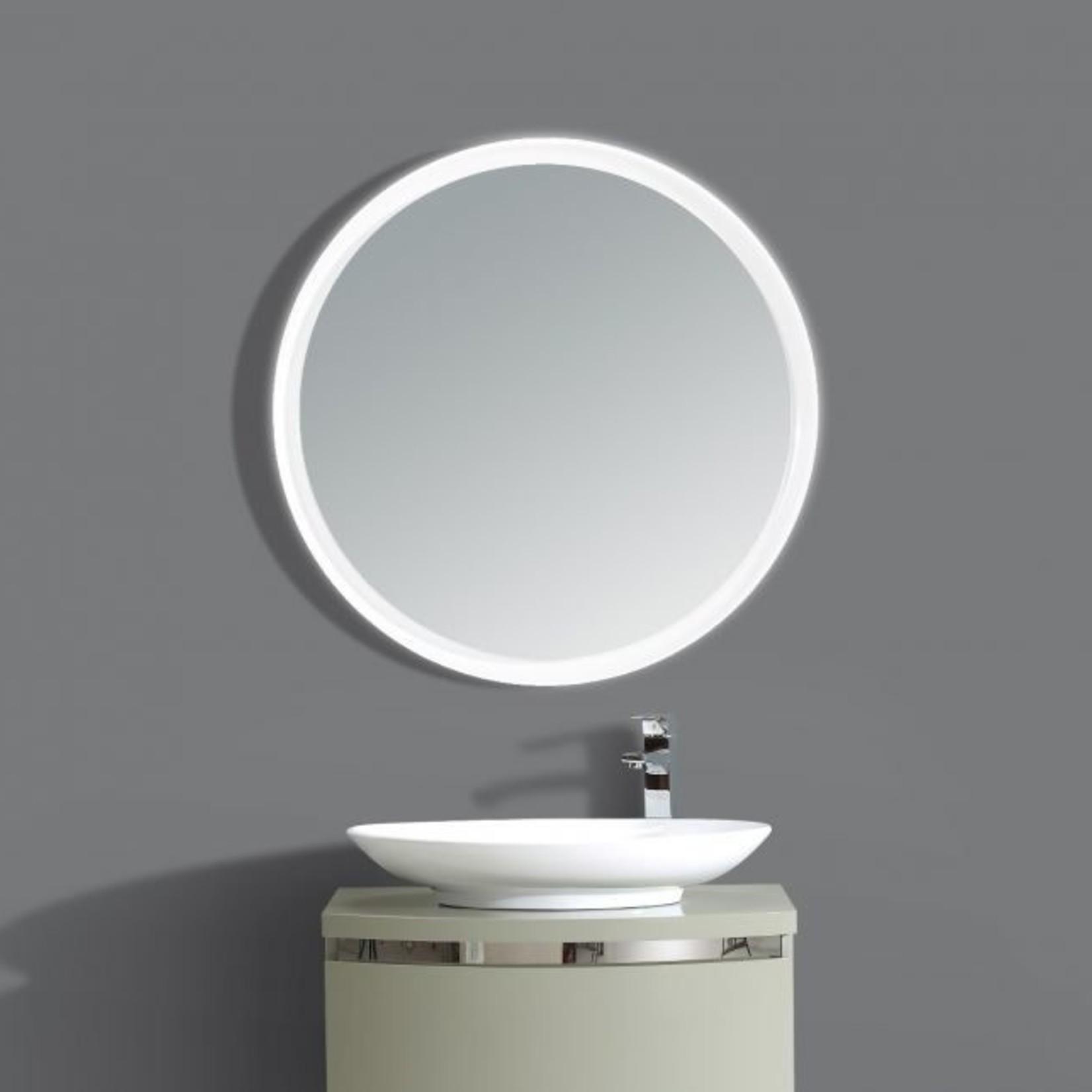 Led mirror 31 '' Aries Ove