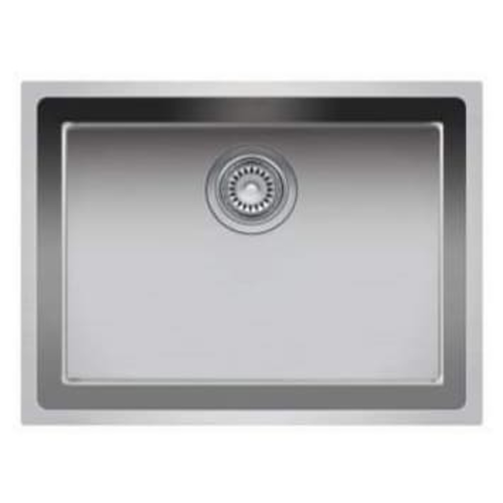 "Single bowl undermount kitchen sink 31 ""x 18"" x 9 ""ZR103U"