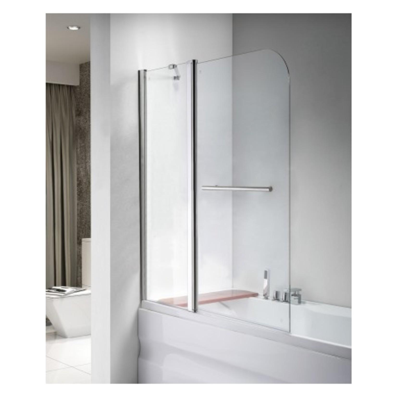 Bey chrome bath screen 8STSD-CHR