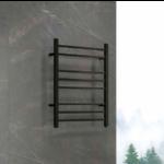 Porte -Serviette chauffante noir 007-EB