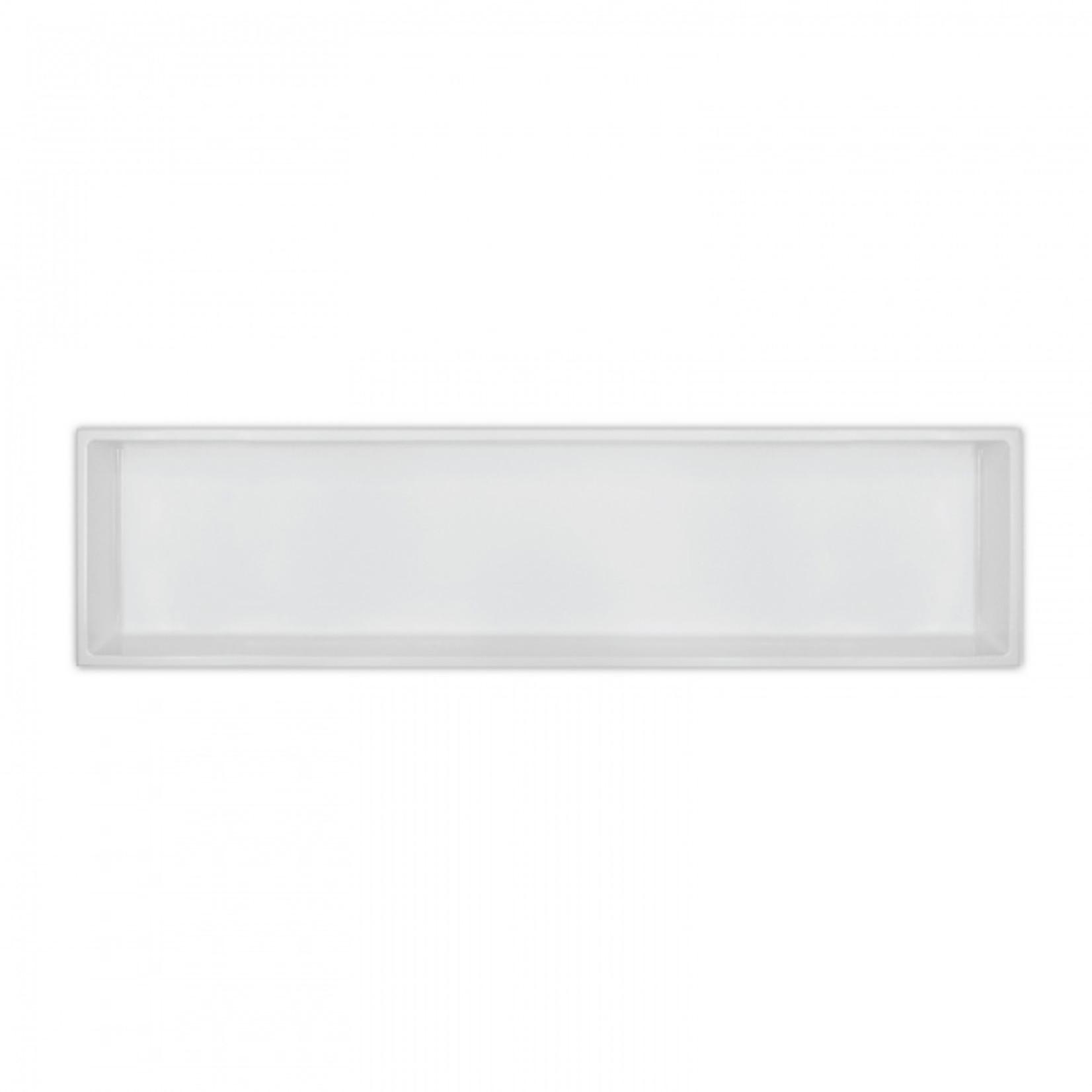 Wall niche 12x48 White Nautika NI1248W