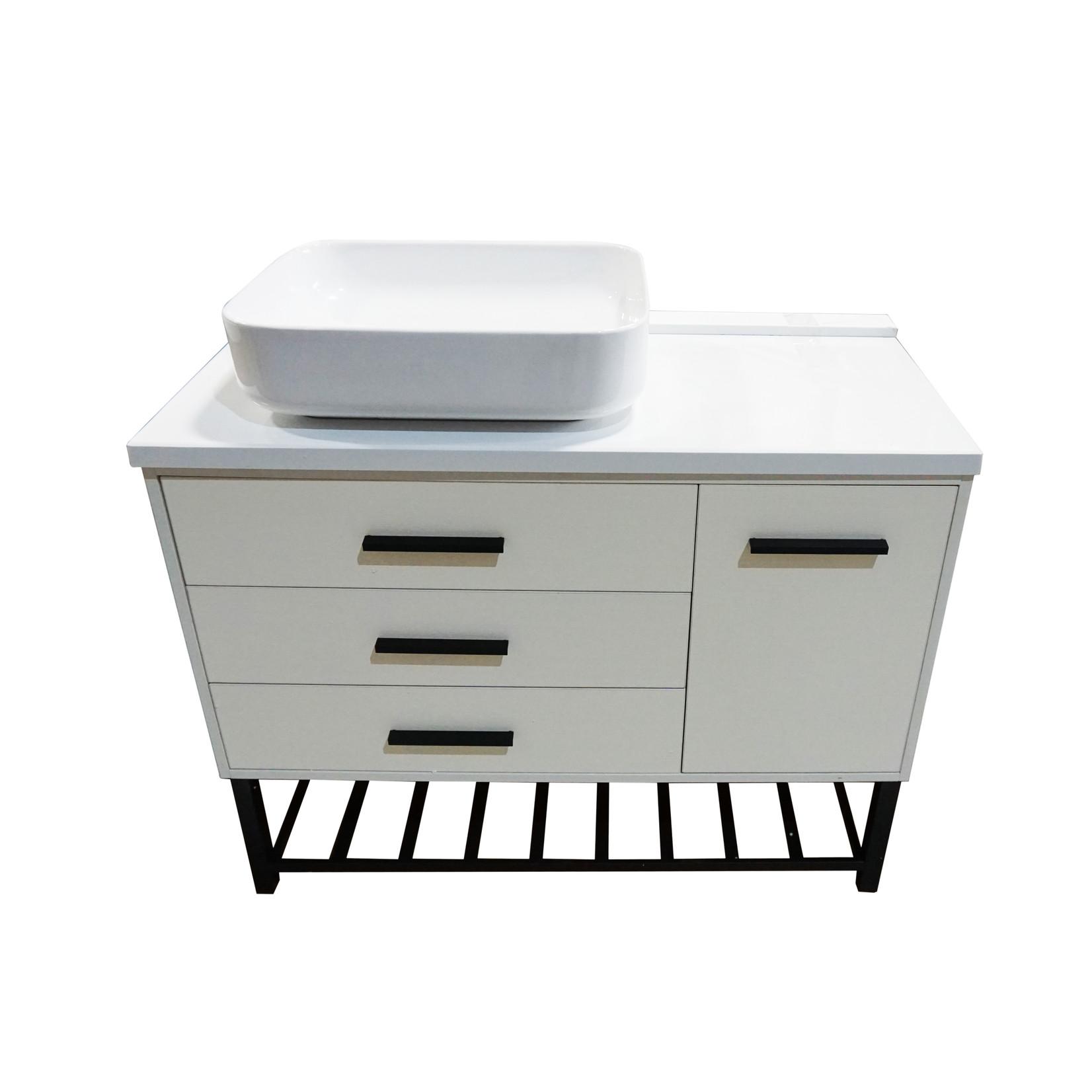 40'' white vanity CDC 90133