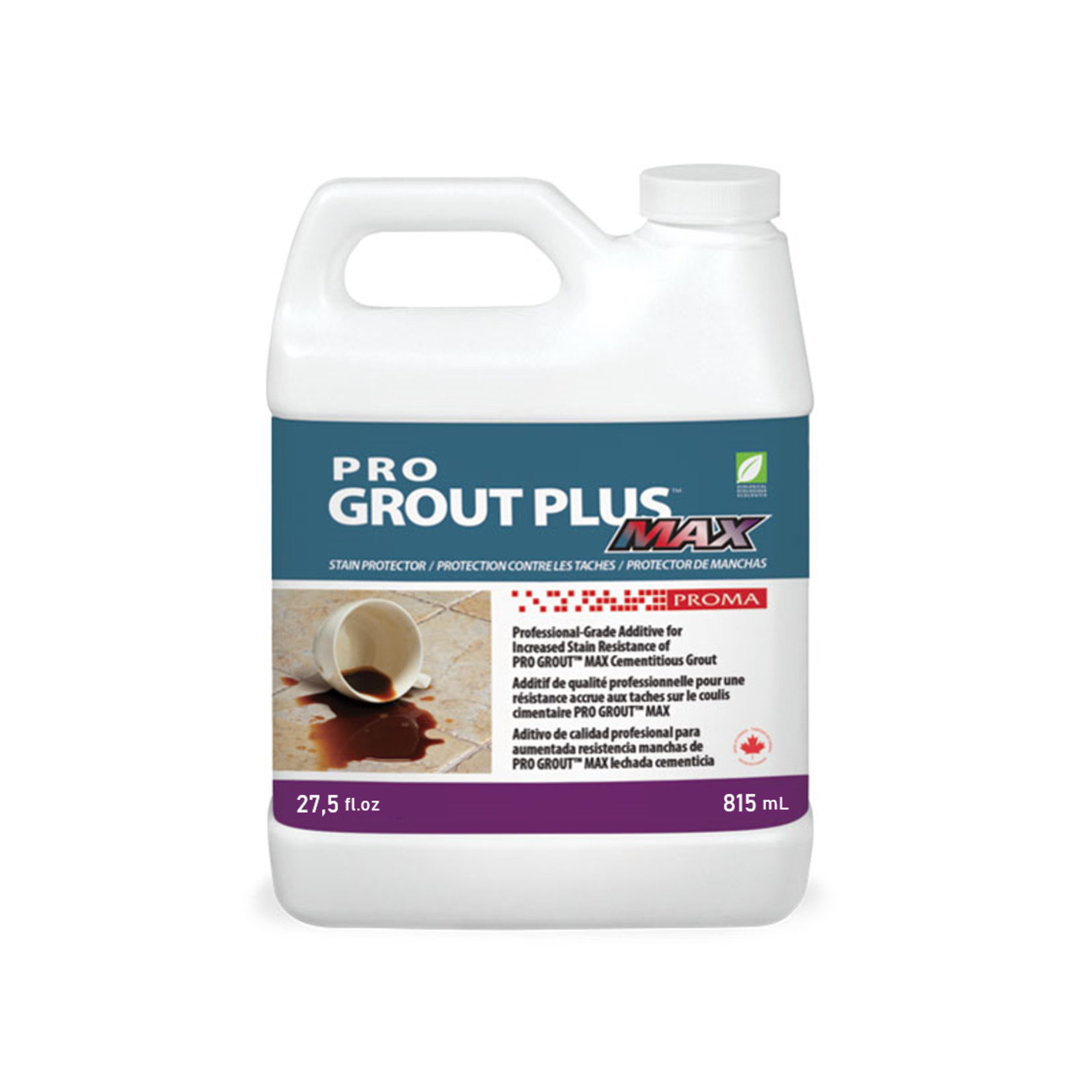 Additive for grout Pro Grout plus Max 815 ML