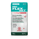 Pro Flex Set White Mortar 22.7Kg