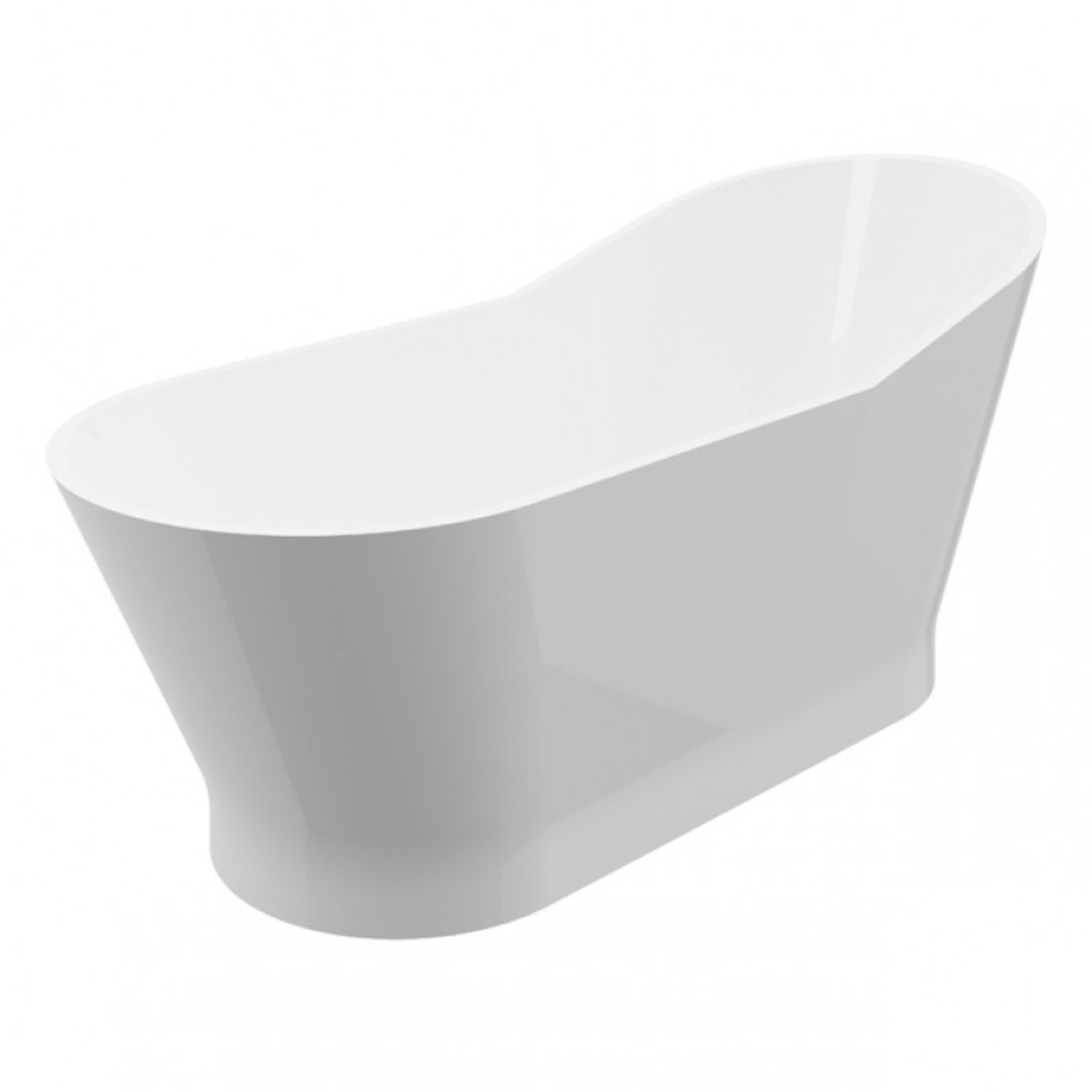 Deluxe Freestanding Bathtub Iris-59