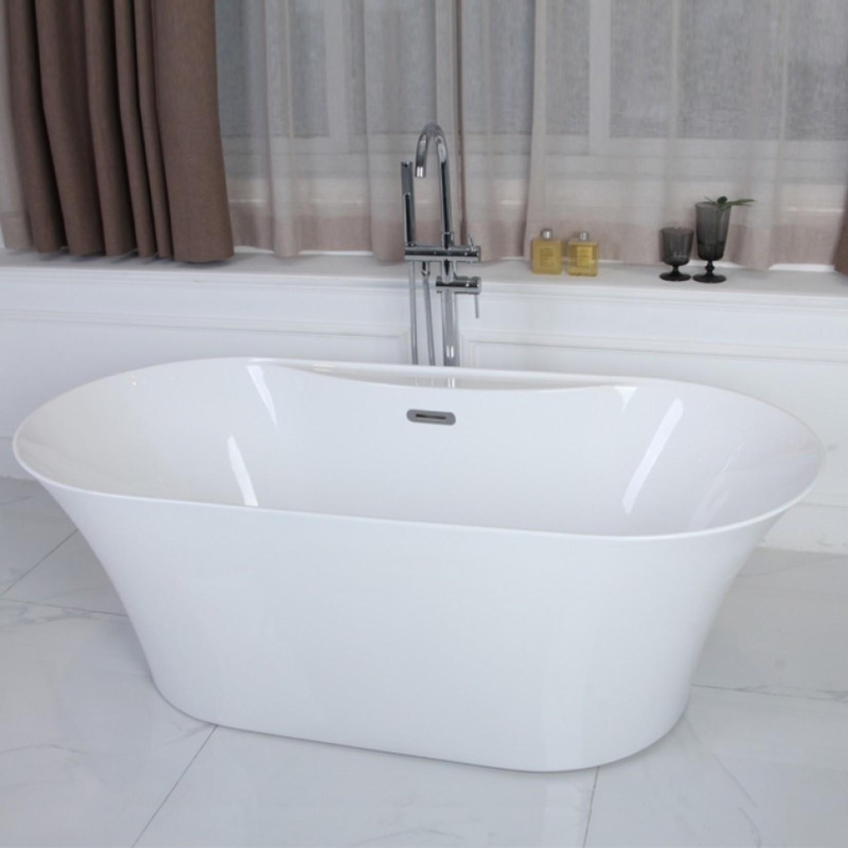 Deluxe Freestanding Bathtub Jenna