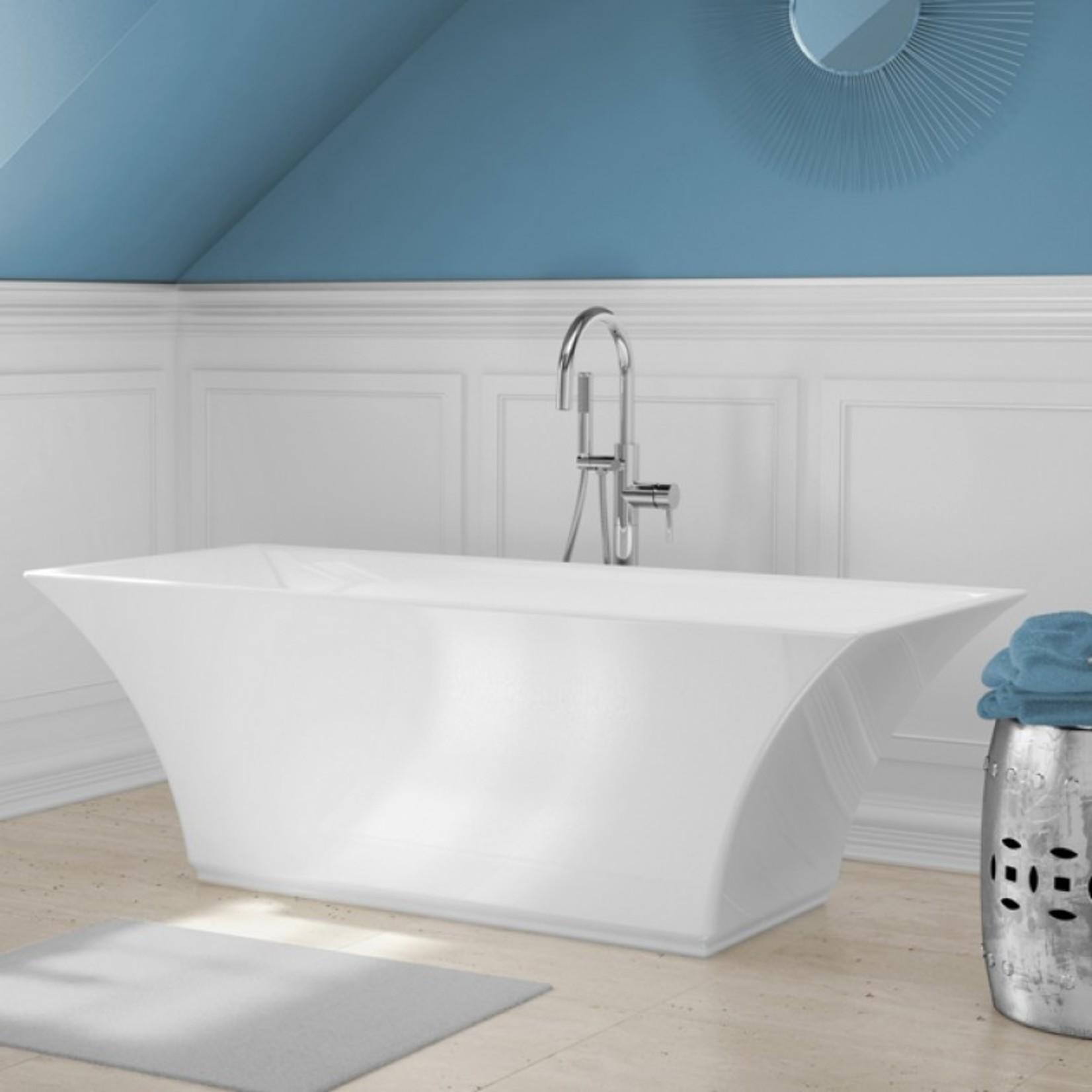 Deluxe Freestanding Bathtub Olivia