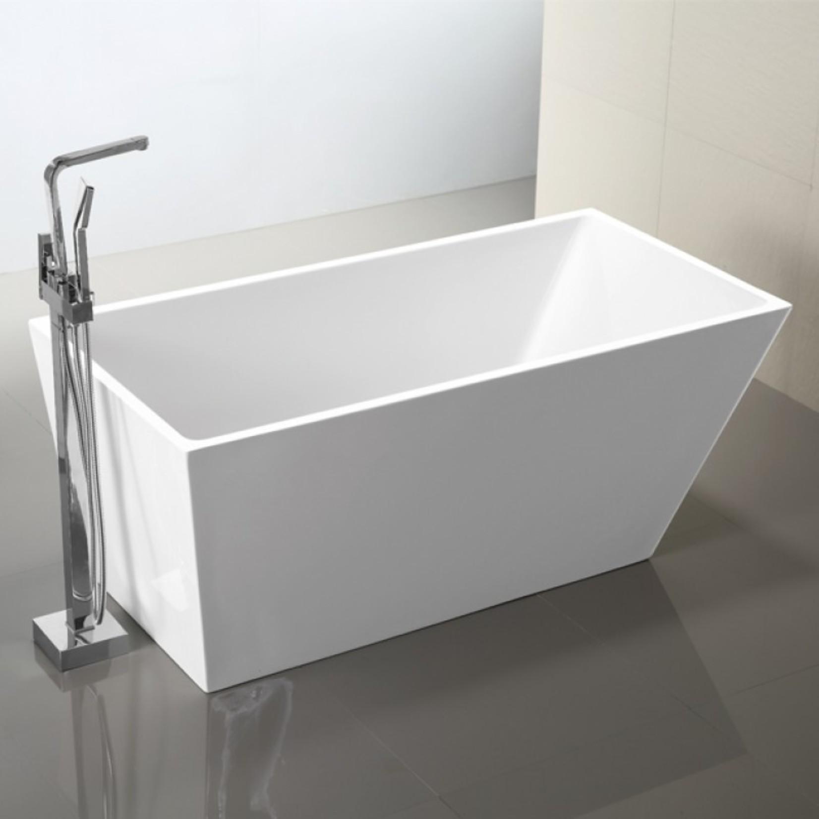 Deluxe Freestanding Bathtub Dawson-59
