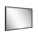 Rectangular LED Mirror with Black Contour AMC13B03-32