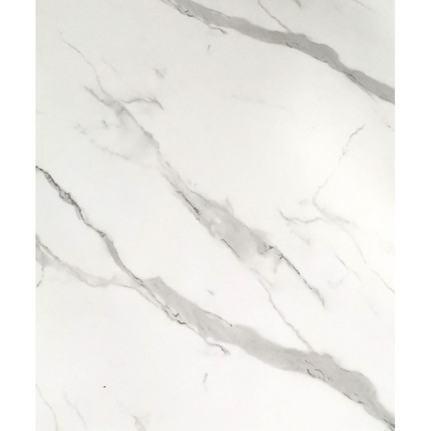 Mûr de douche en PVC Calacatta Marble