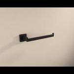 Porte-serviette ou papier de toilette 11'' noir MI-7009-11