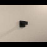 Crochet à débarbouillette noir MI-7011-11