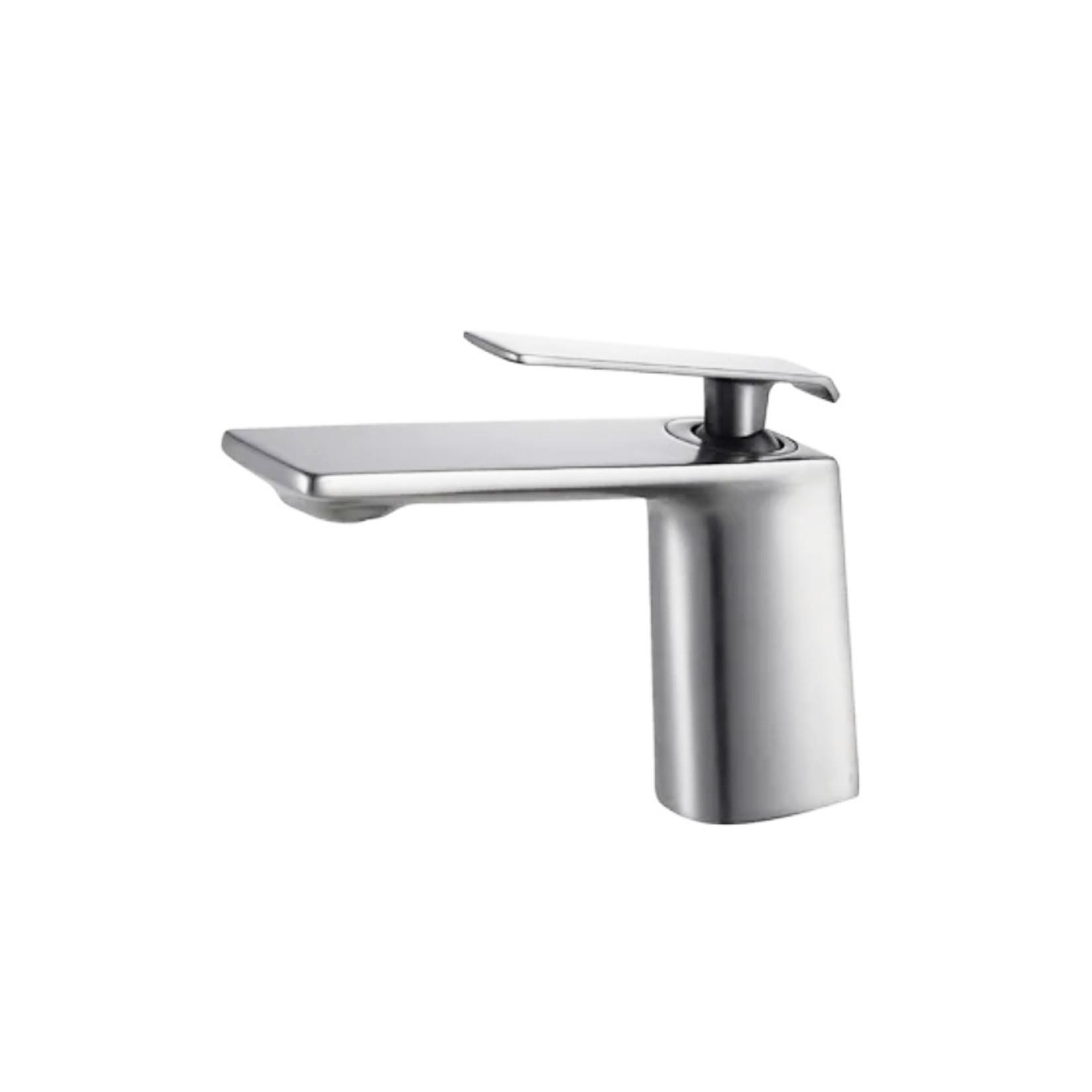 Chrome washbasin faucet B284-01-CM