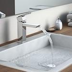 Robinet de lavabo Artika Oblique Chrome