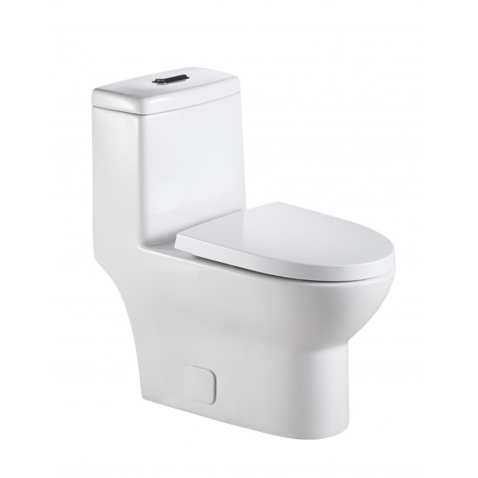 One-piece toilet DI-153
