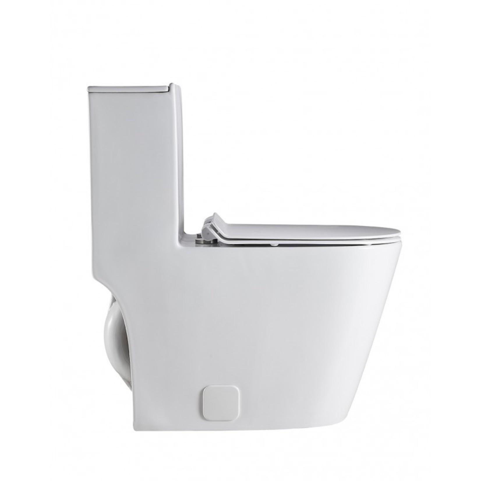 One-piece toilet DI-012