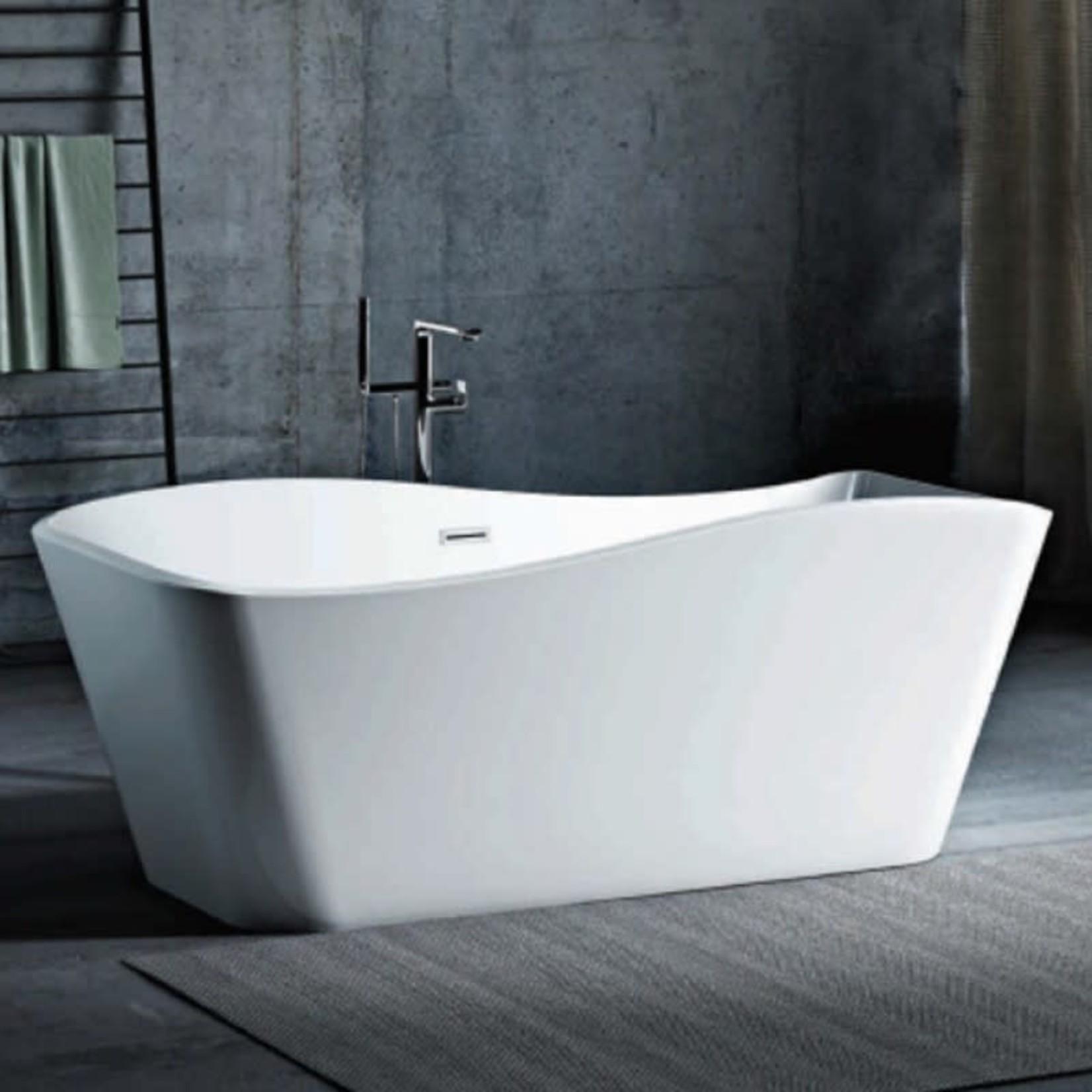 Eva Luxury Freestanding Bathtub 67 ''