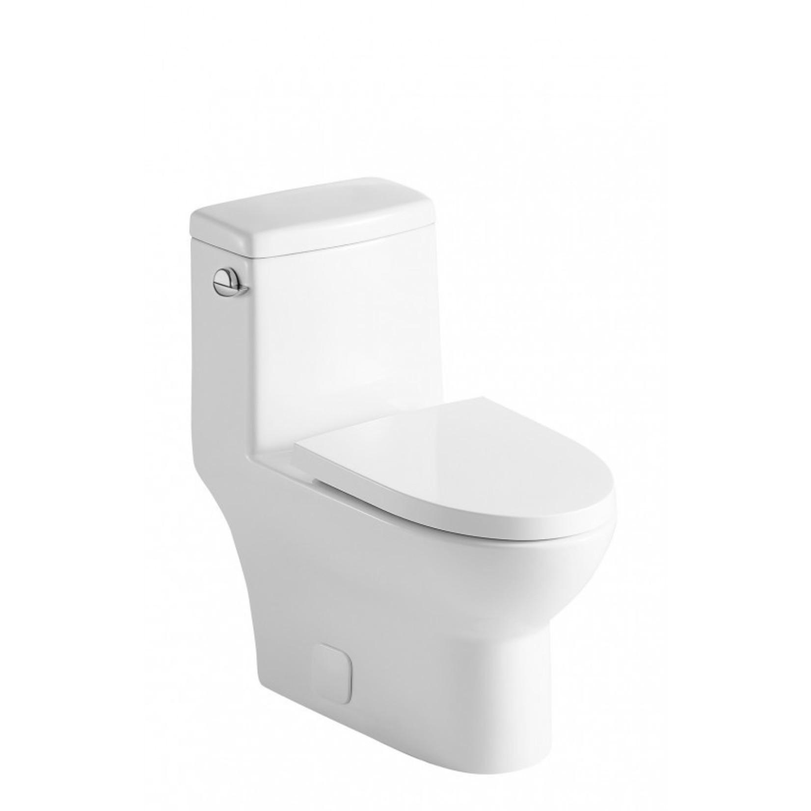 Toilette monopièce DI-153 side flush