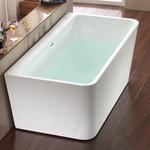 Freestanding bath Vermont Jade-1901