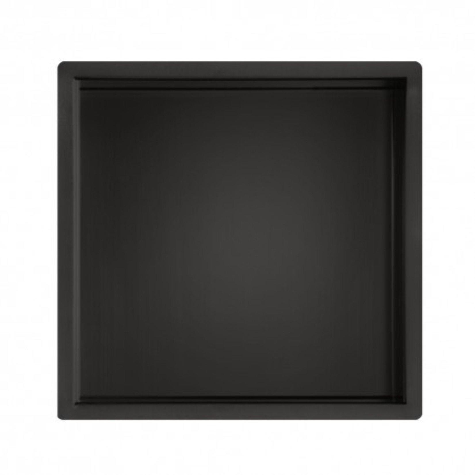 Niche de douche 12x12 Noir DI-8088MB