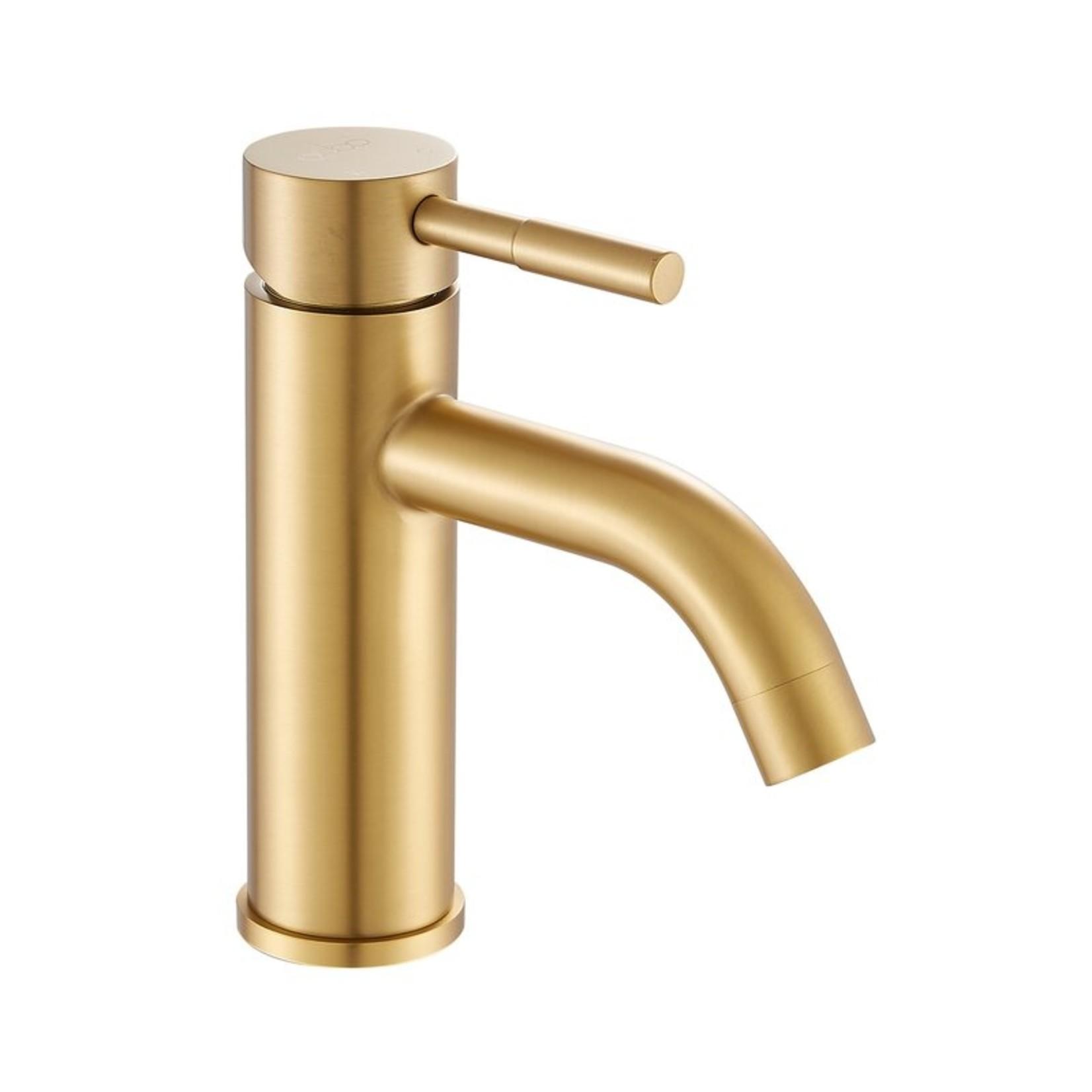 Robinet de lavabo Laiton brossé NRD-981005-BB  Nortrends