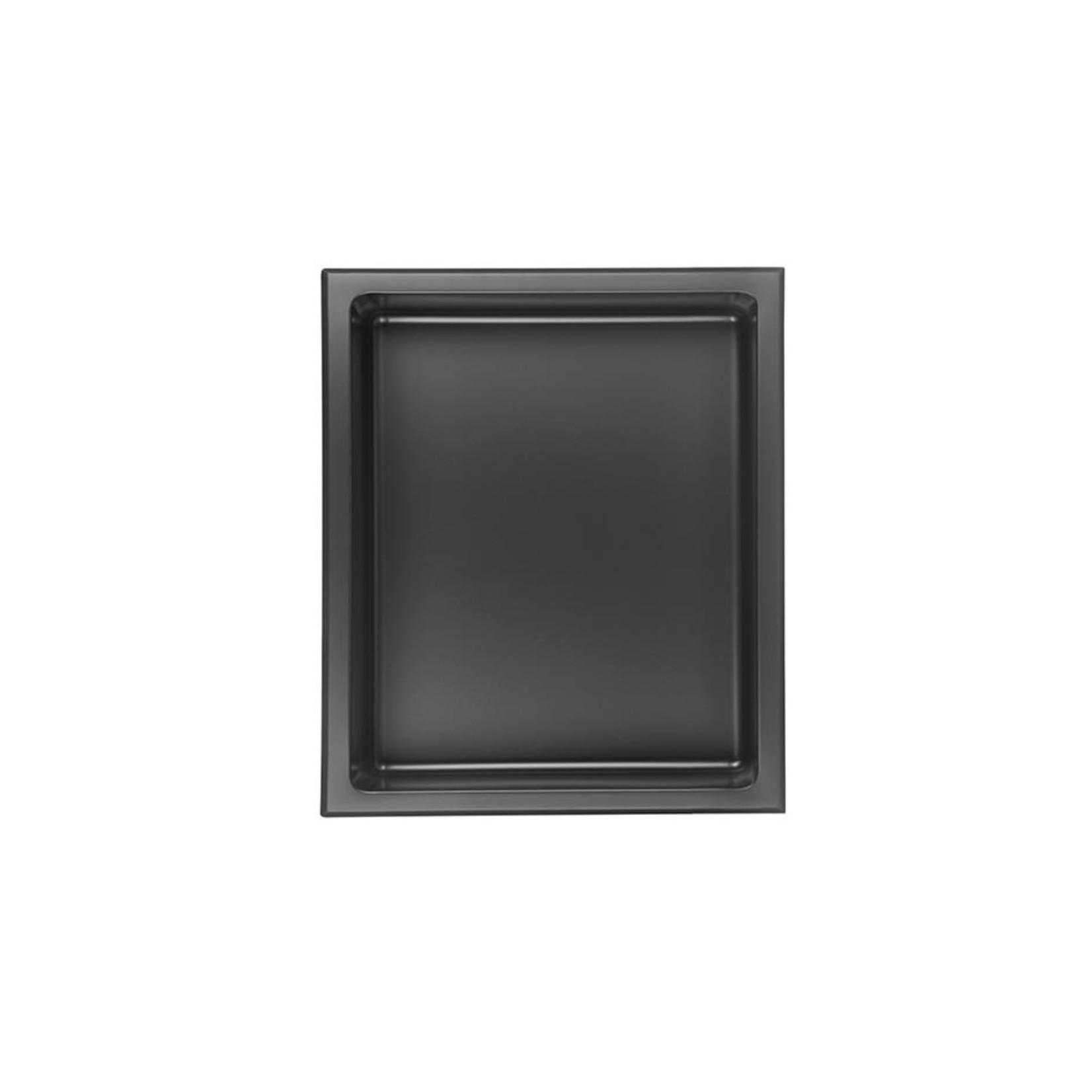 Niche 12x14 Noir Luho Aqua N1214BL