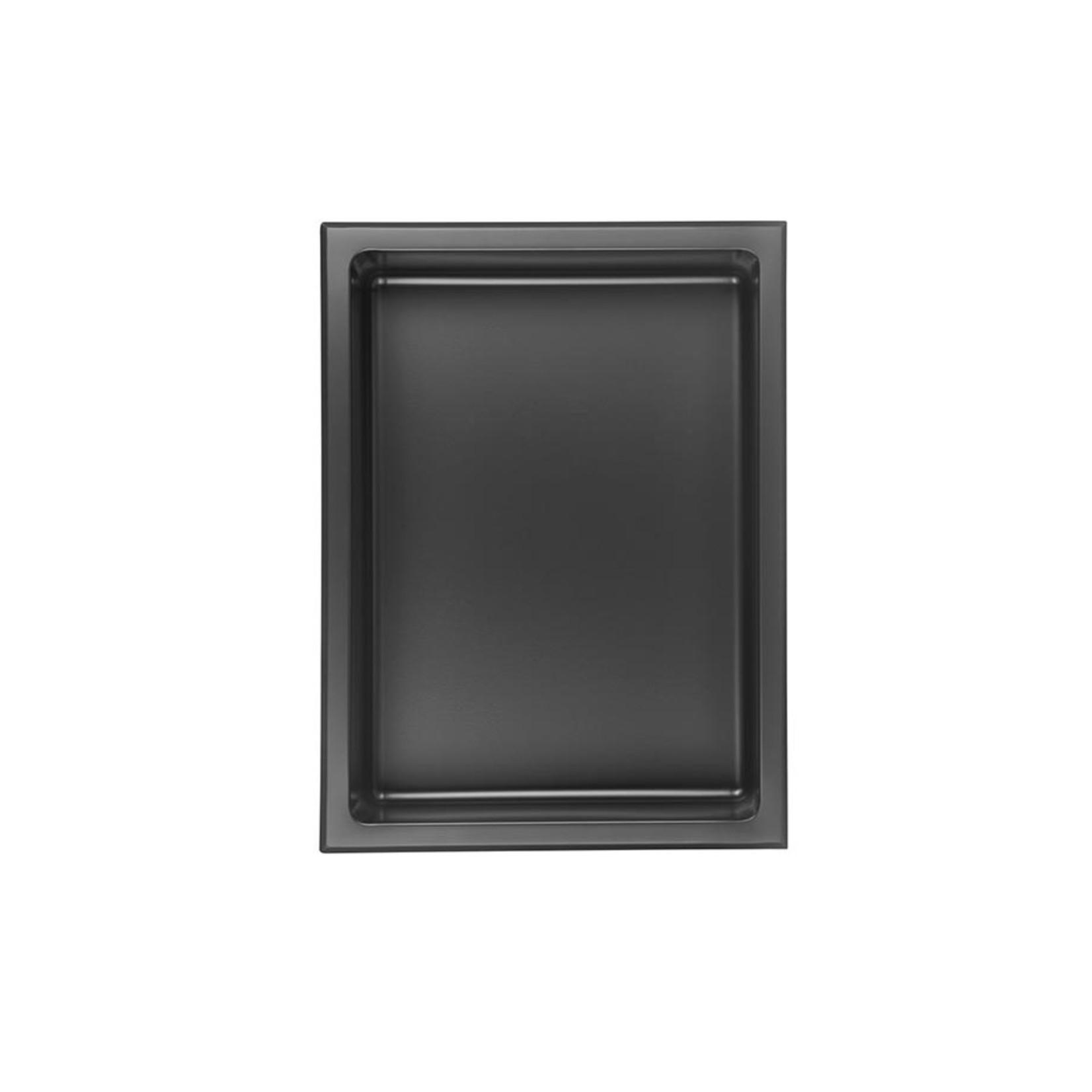 Niche 12x16 Noir Luho Aqua N1216BL