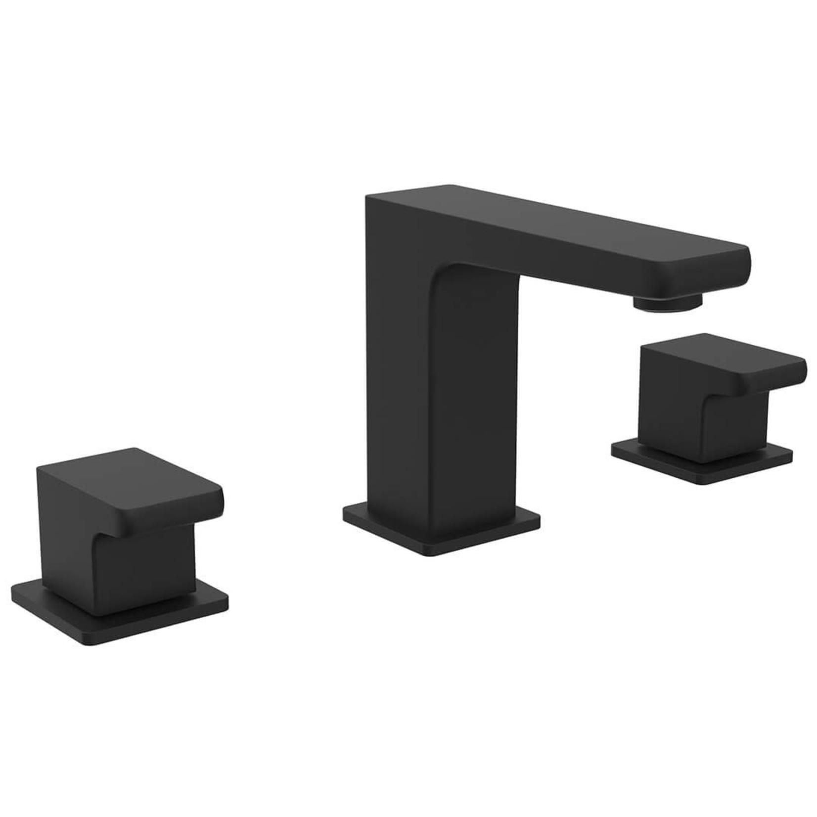 Robinet de lavabo Noir Mat  jade bath 8602-03-11