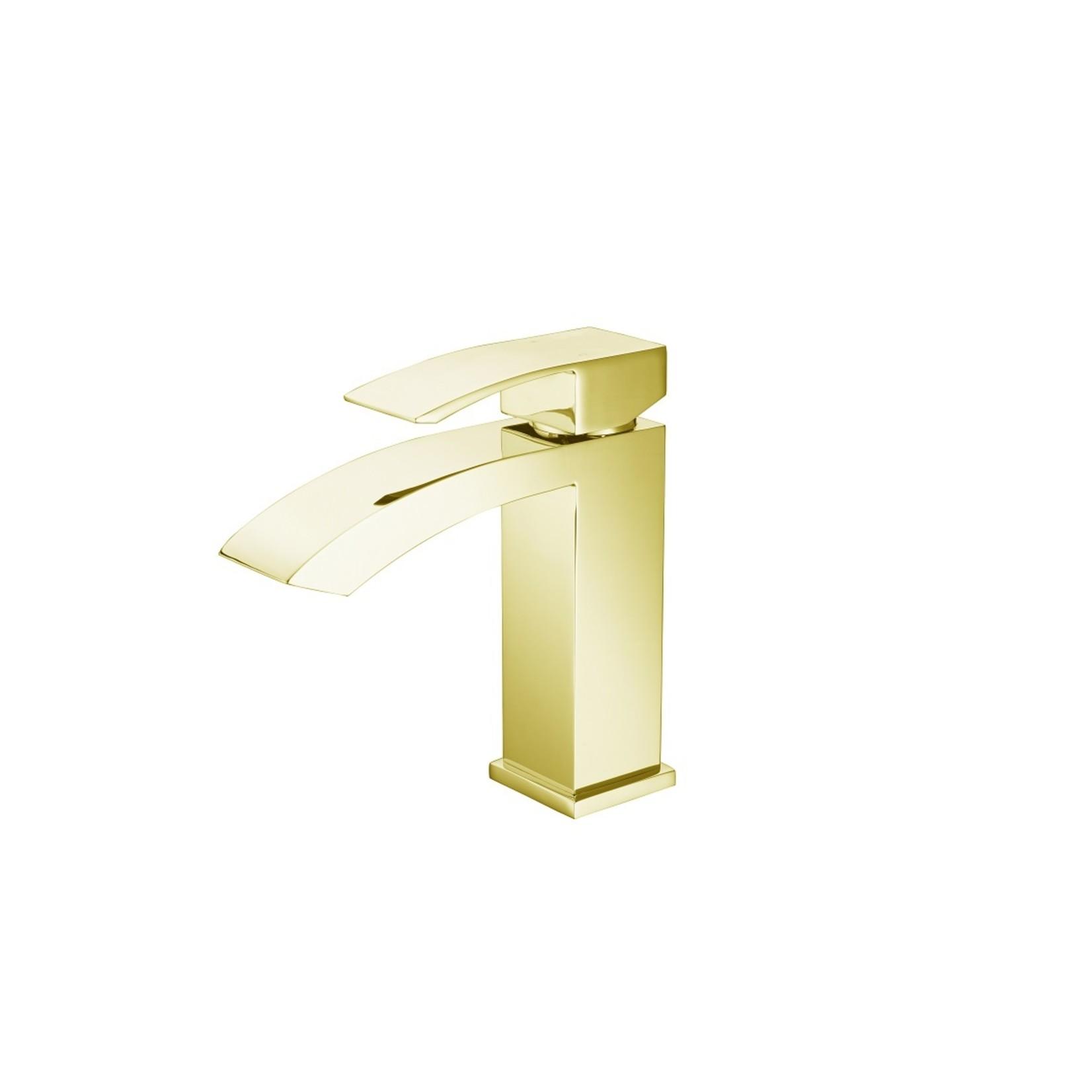 Robinet de lavabo Or Brossé 3803A-04