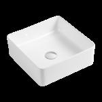Lavabo semi-encastré en porcelaine Luho GP-1469A