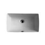 Lavabo sous-plan en porcelaine Luho GP-0469