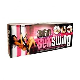 FRISKY TRINITY 360 DEGREE SPINNING SEX SWING