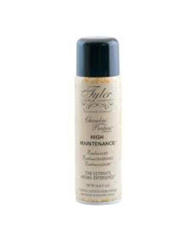 Tyler Candle Company 4 oz Room Spray - High Maintenance