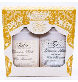 Tyler Candle Company Glamorous Hand Gift Set - High Maintenance